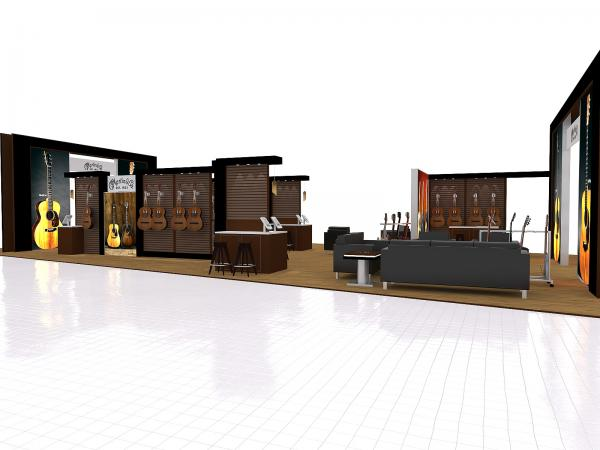 VK-5144 Trade Show Exhibit -- 30 x 60 Version