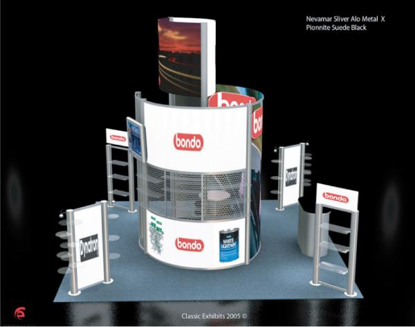 DM-0061 Trade Show Exhibit