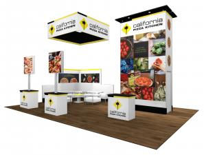 RE-9085 Trade Show Rental Exhibit -- Image 1