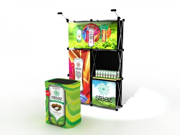 FG-104 Trade Show Pop Up Display -- Image 2