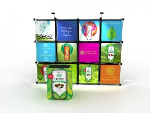 FG-122 Trade Show Pop Up Display