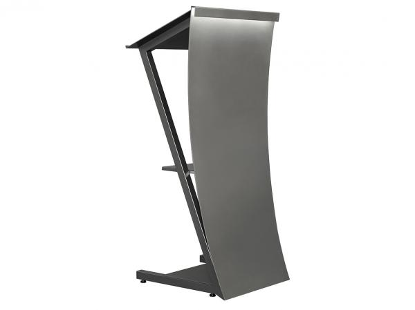 Metal Lectern (CEAC-010) -- Trade Show Rental
