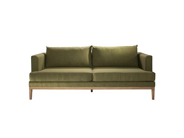 Capri Sofa-- Trade Show Furniture Rental