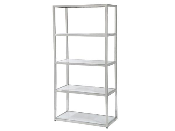 Posh Shelving -- Trade Show Rental Furniture