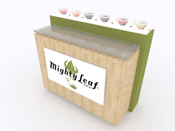 MOD-1526 Trade Show Display Counter -- Image 2