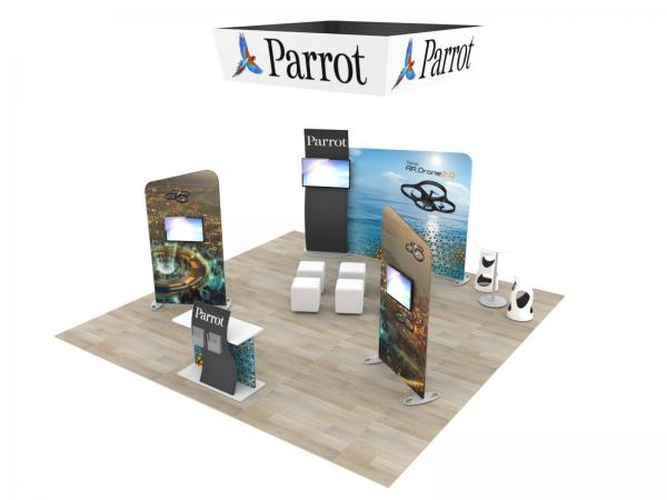 ECO-4120 Sustainable Trade Show Display -- Image 5