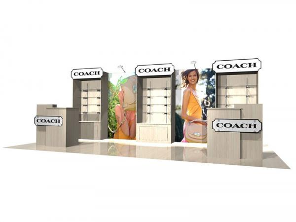 ECO-2115 Sustainable Tradeshow Display