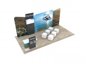 ECO-2120 Sustainable Trade Show Display -- Image 2