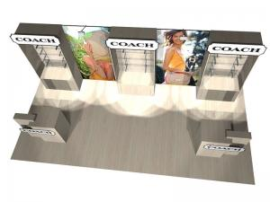 ECO-2115 Sustainable Tradeshow Display -- Image 1