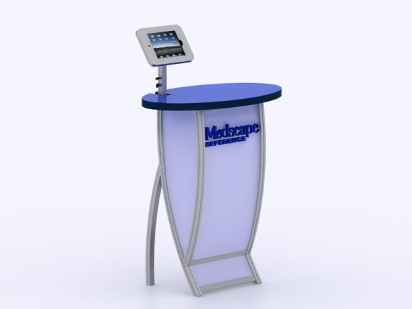 VK-1667 Tradeshow Workstation or Kiosk -- Image 2