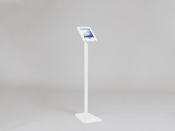 MOD-1335 Portable iPad Kiosk -- White
