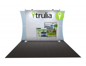 VK-1218 Portable Hybrid Trade Show Exhibit -- Image 1