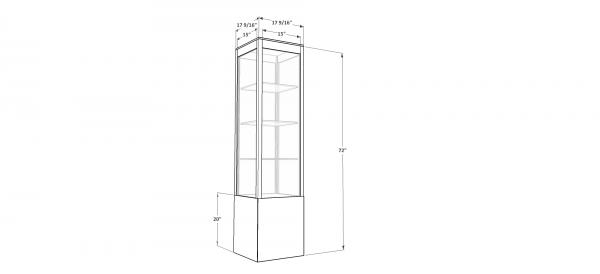 RE-503 / Display Case -- Image 3