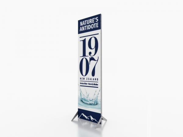 VK-1860 SEGUE Sunrise Banner Stand -- Image 1