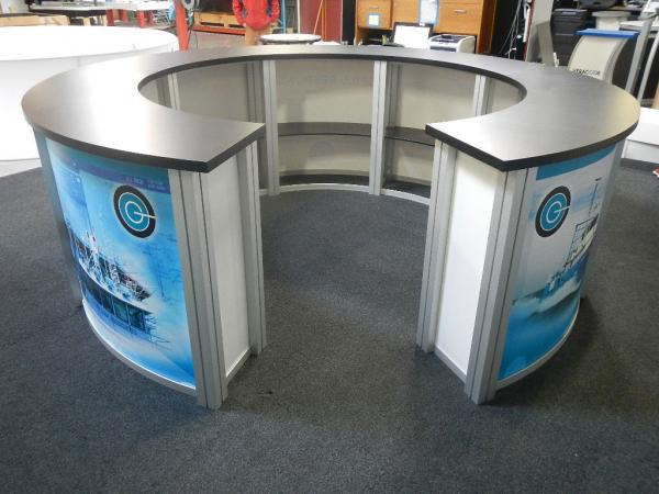RE-1226 Rental Display / Counter / Workstation -- Image 3