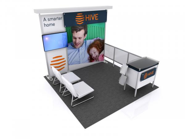 RE-1046 Trade Show Display -- Image 1