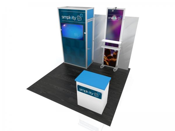 RE-1067 Trade Show Inline Exhibit -- Image 2