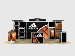 RE-2026 / Adidas Rental Display -- Image 2
