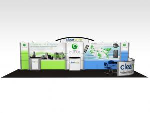 RE-3005 / Clearwire Trade Show Exhibit -- Image 2