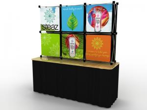 FG-03 Trade Show Pop Up Table Top Display -- Image 2