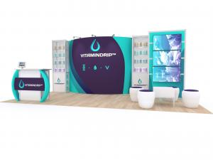 VK-2975 Trade Show Hybrid Exhibit -- Image 1